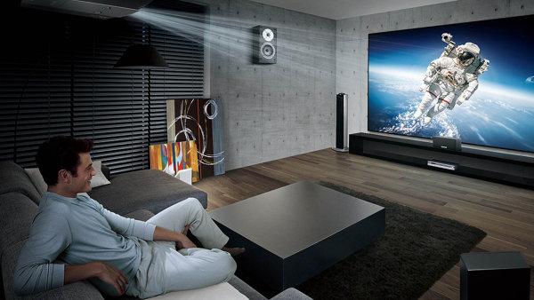 Klasické Full HD projektory jsou cenově dostupné, trvalo to ale dlouho. Ultra HD projektory jsou nová kategorie, která má kespotřební elektronice ještě dalekou cestu.