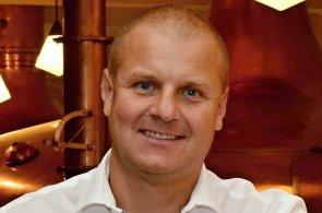 Jiří Klabzuba, obchodní ředitel pro retail pivovaru Plzeňský Prazdroj