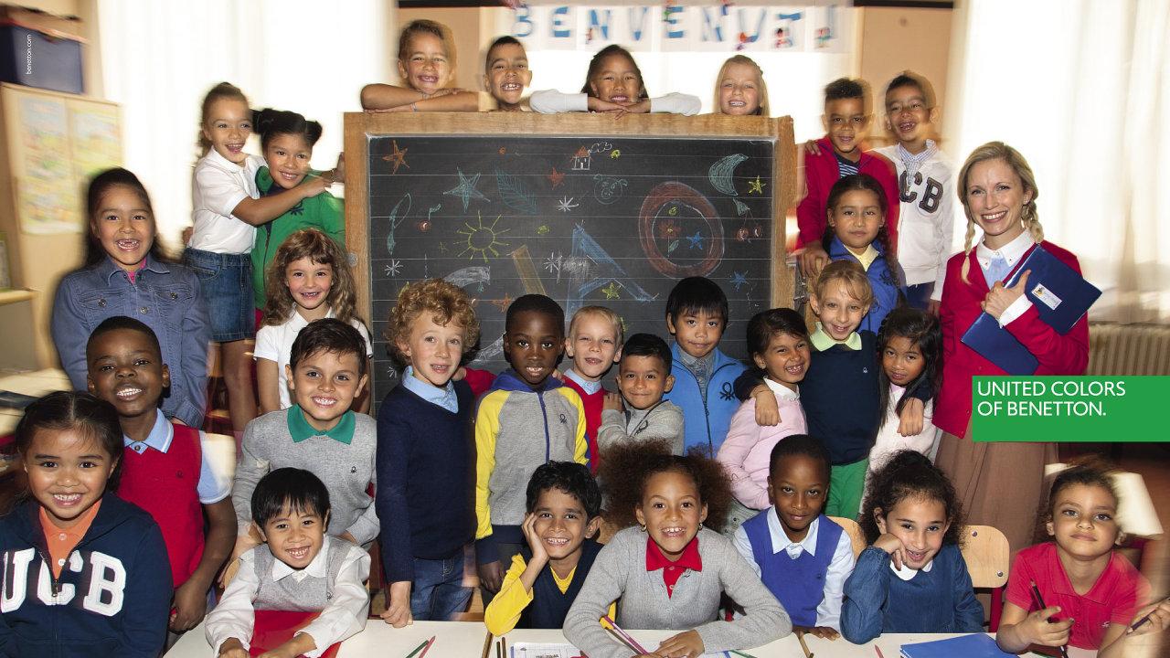 United Colors Of Benetton, reklamní kampaň
