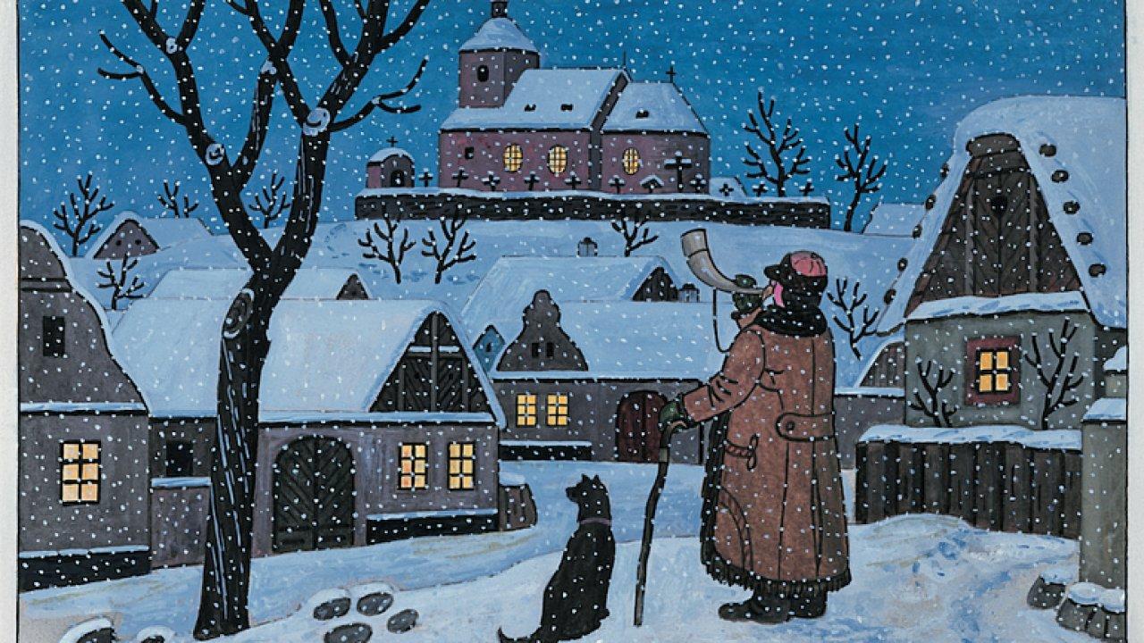 Švejka na konzervách bych nepovolil, Lada je symbol Vánoc, říká vnuk Josefa Lady