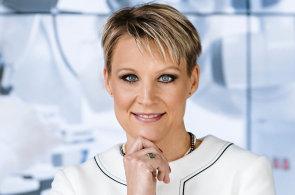 Tanja Vainio, generální ředitelka společnosti ABB na Slovensku