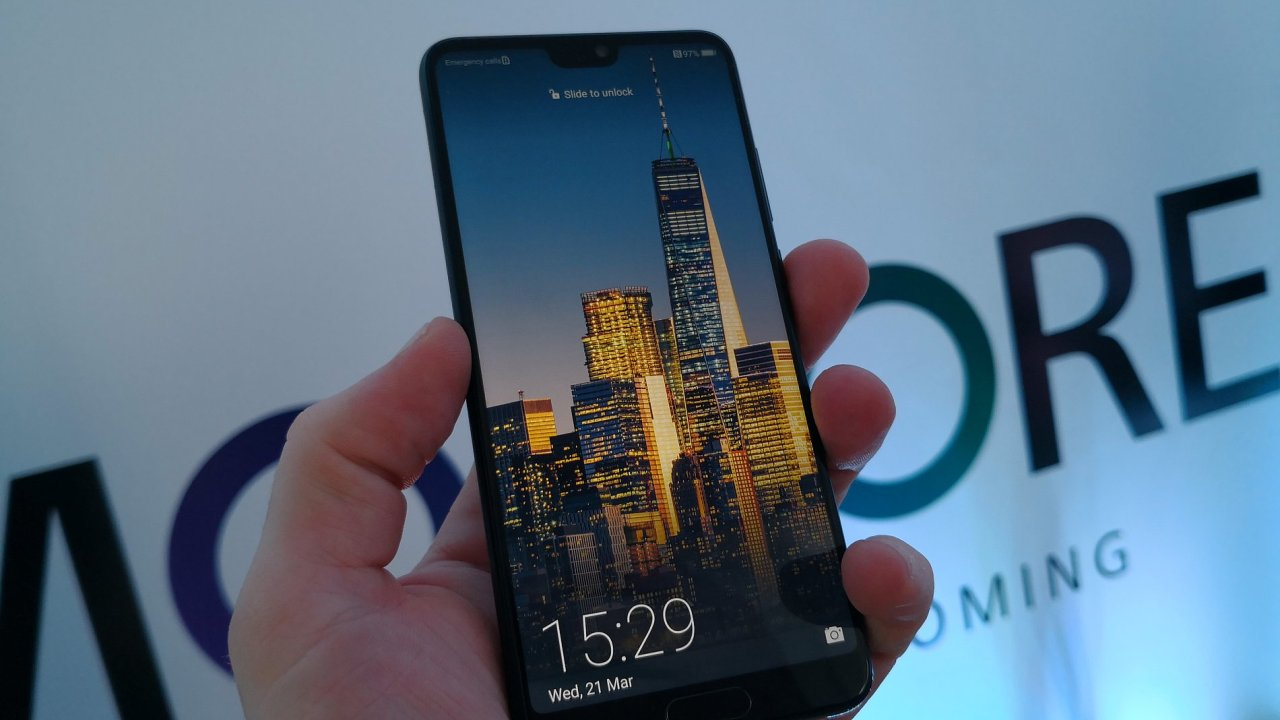 Huawei P20 a P20 Pro
