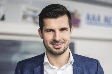Stanislav Gálik je výkonným ředitelem pro inovace v AAA Auto.
