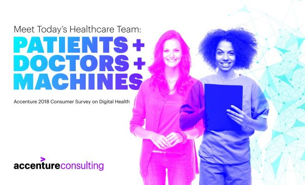 Accenture Digital Health cover
