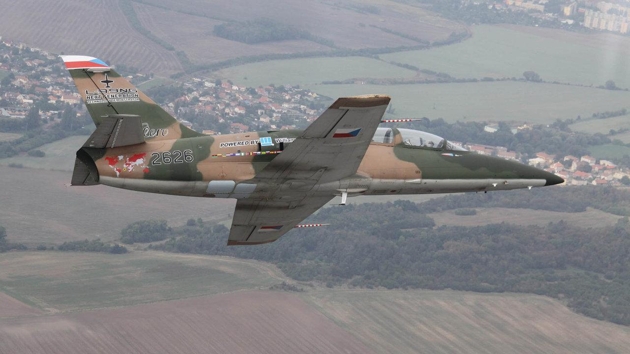 Omnipol zpoloviny financuje vývoj nového podzvukového cvičného letounu L-39NG, kde je odroku 2015 strategickým partnerem jeho výrobce Aero Vodochody.