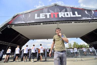 Den s manažerem - CEO festivalu Let it Roll Zdeněk Souček.