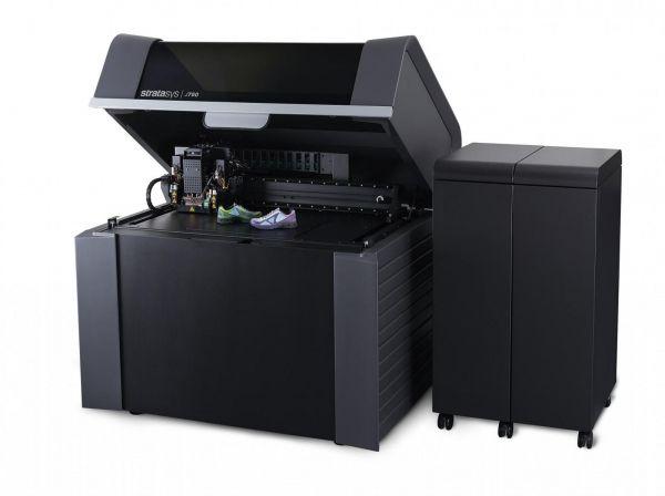 3D tiskárna Stratasys J750