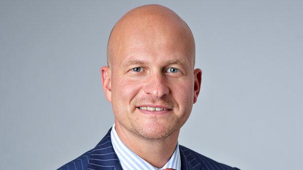 Lars Kufall Beck, finanční ředitel skupiny Saxo Bank