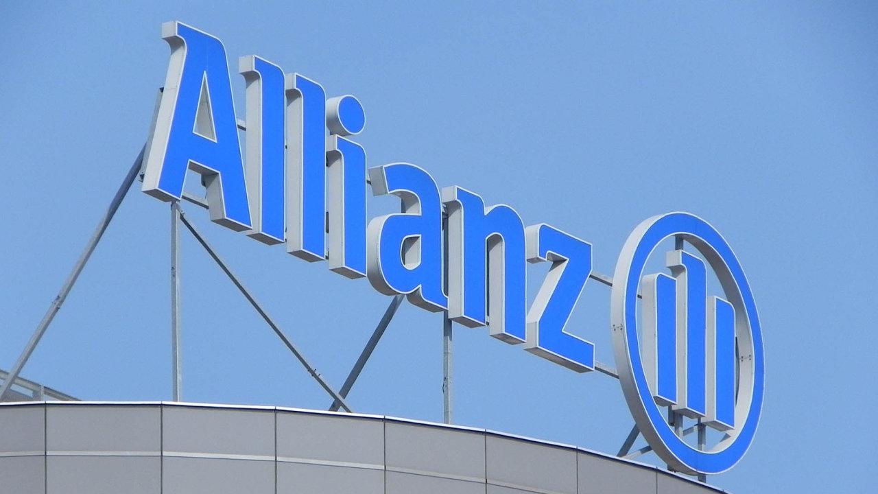 Na český trh vstoupila Allianz v roce 1993 a během svého působení si vybudovala pozici jedné ze tří největších českých pojišťoven. Její podíl na trhu je zhruba deset procent.