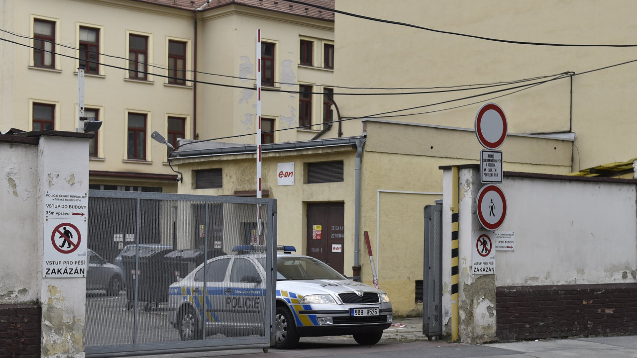 Policie Brno