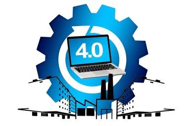 Průmysl 4.0, ilustrace