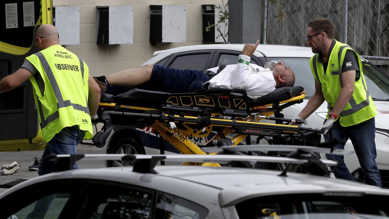 Extremisté v pátek zaútočili na dvě mešity na Novém Zélandu.