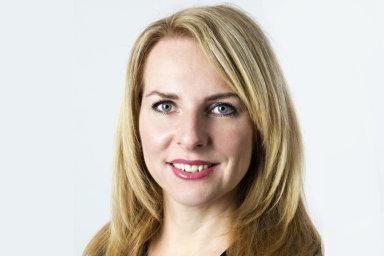 Andrea Futerová, personální ředitelka společnosti Orkla Foods Česko a Slovensko