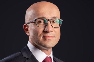Lukáš Nový, člen představenstva společnosti PROFI CREDIT