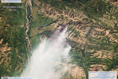 V sibiřské tajze hoří území o velikosti skoro poloviny Česka. Rusové chystají protesty proti nečinnosti úřadů