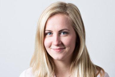 Helena Ježková, brand managerka brněnské firmy Neogenia