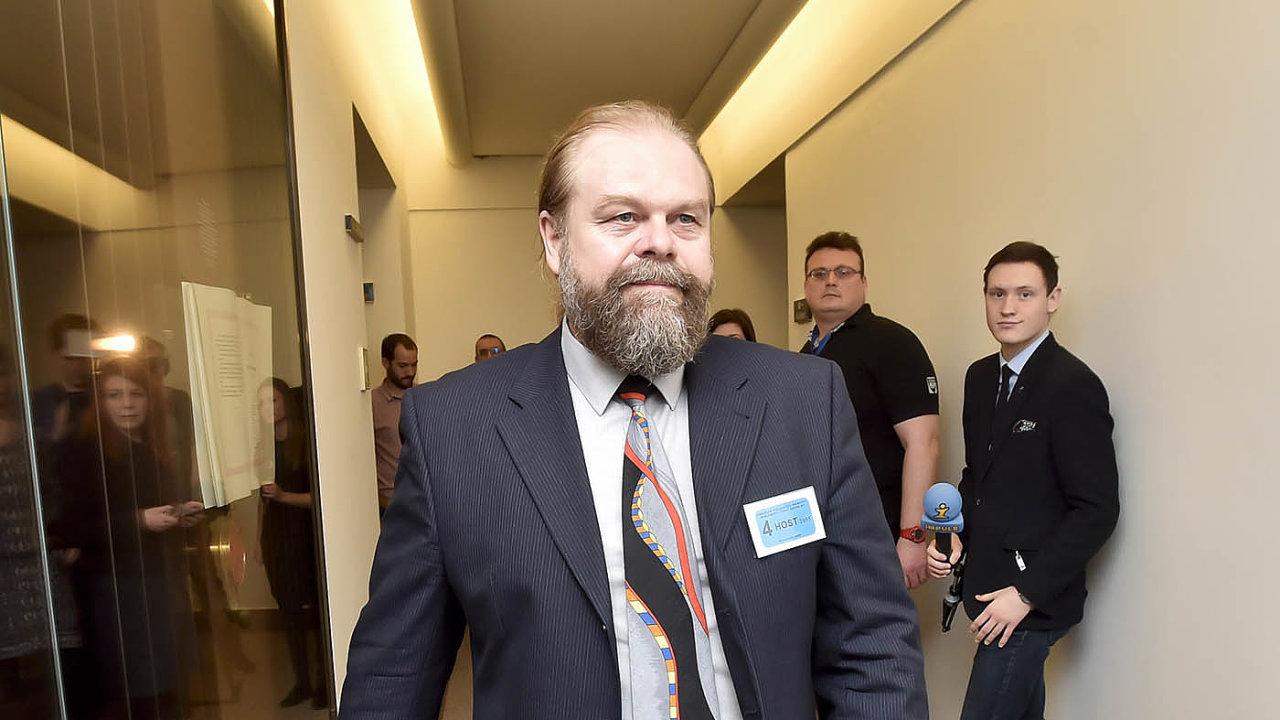 Státní zástupce Jaroslav Šaroch.