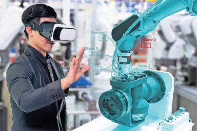 Roste počet podniků, které experimentují spohlcujícími technologiemi. Patří mezi ně virtuální, rozšířená asmíšená realita.
