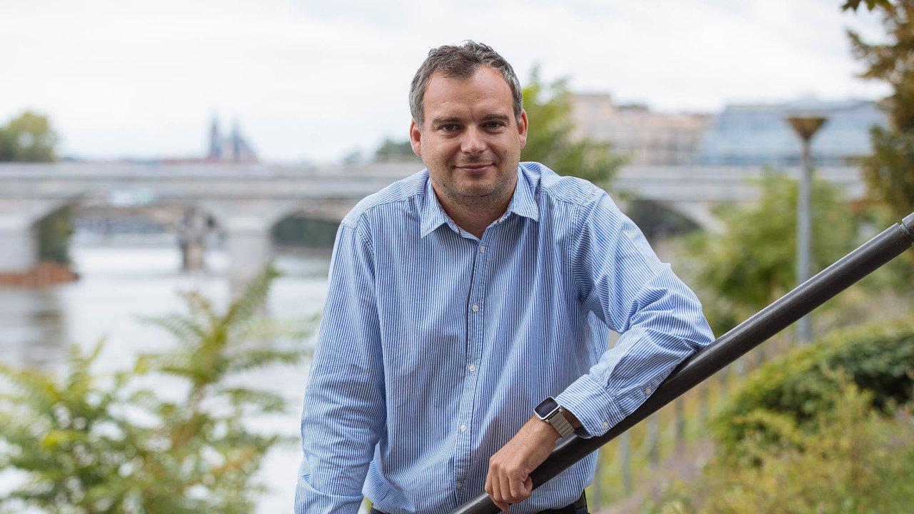 Pavel Konečný, spoluzakladatel agenerální ředitel Neuron soundware