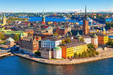 Nejvíce konkurenceschopným regionem vcelé Evropské unii je švédské hlavní město Stockholm.