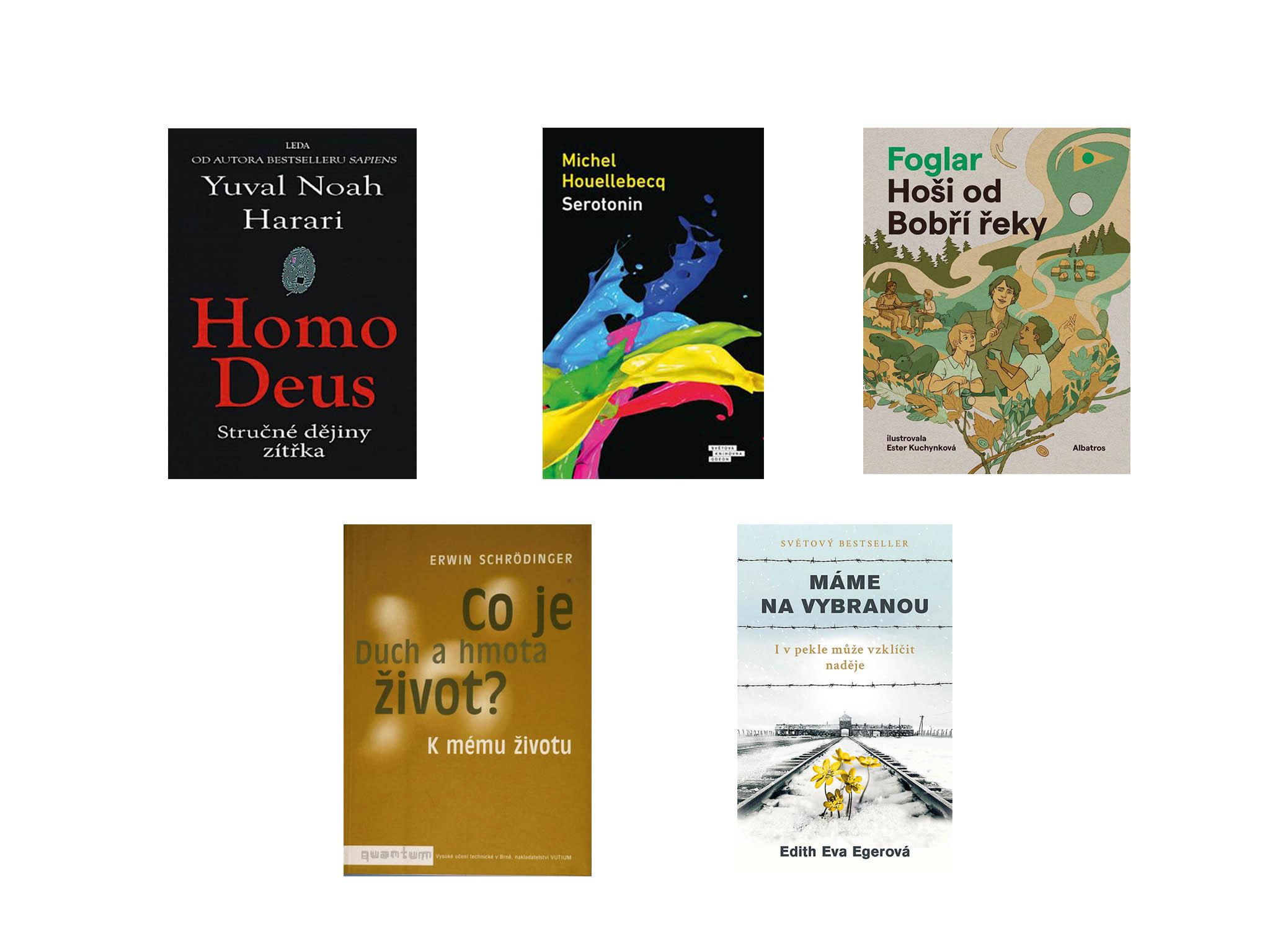 Co čte spisovatel a majitel nakladatelství Práh Martin Vopěnka