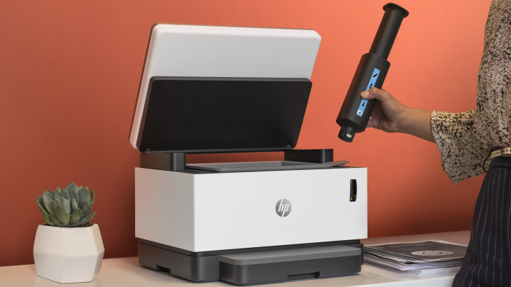 Revoluční tiskárny HP Neverstop Laser – první laserový tank systém na světě