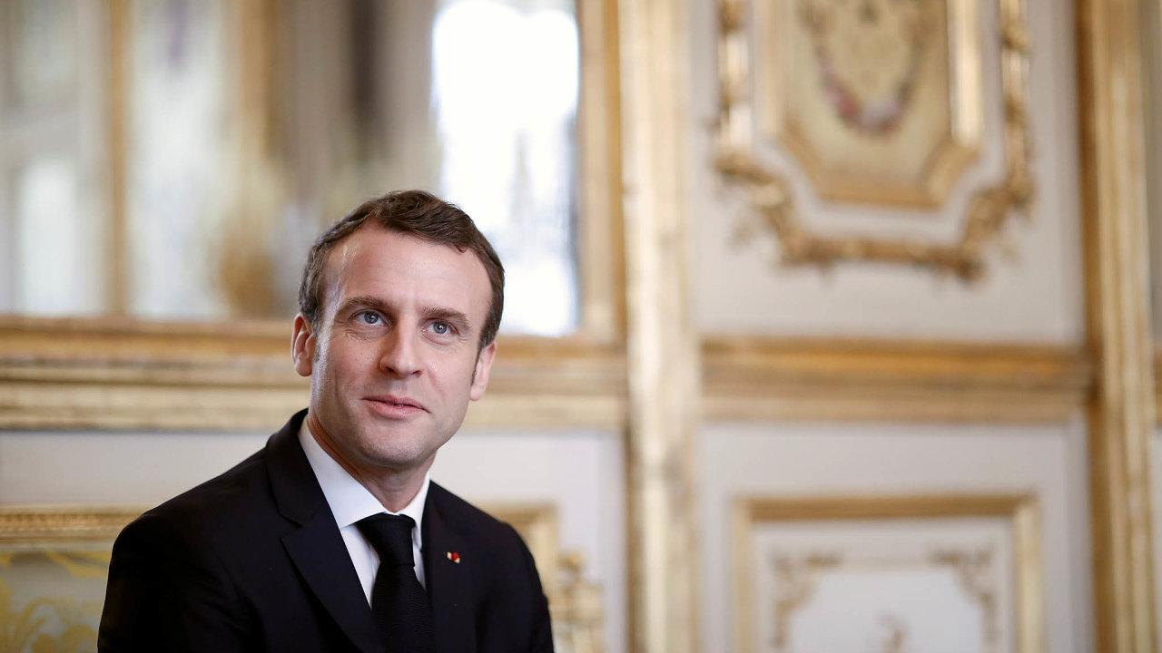 Loňský výbuch nespokojenosti hnutí žlutých vest ukázal, že francouzský prezident Emmanuel Macron nemá vyhráno.