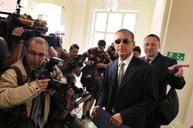 Znovu před soud: Odsouzený podnikatel Roman Janoušek má dopříštího jara přerušený výkon trestu.