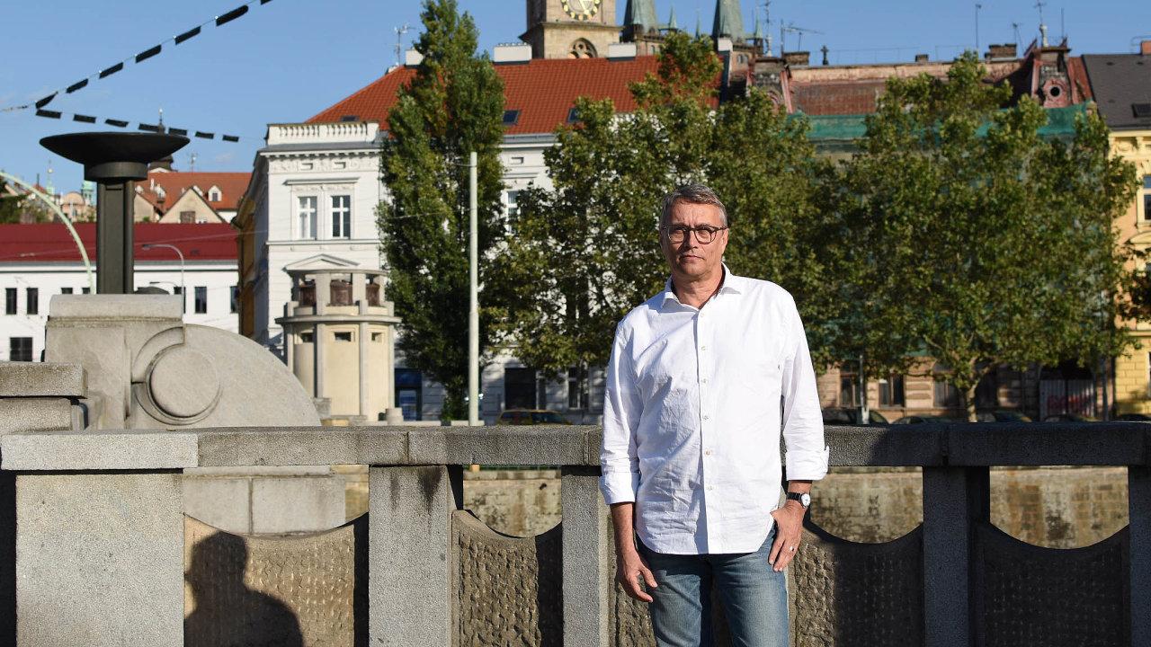 Martin Dvořák, český velvyslanec vKuvajtu aKataru