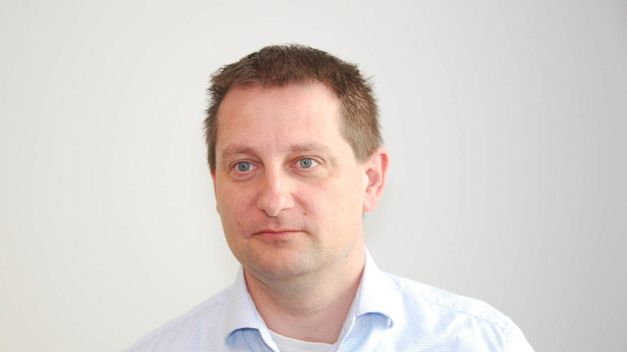 Roman Vejražka, výkonný ředitel Edookit
