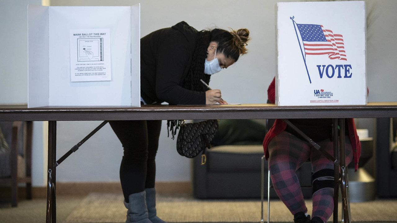Arizona azřejmě iWisconsin jsou jedinými státy, kde se Bidenovi při srovnání srokem 2016 podařilo získat převahu nad republikány.