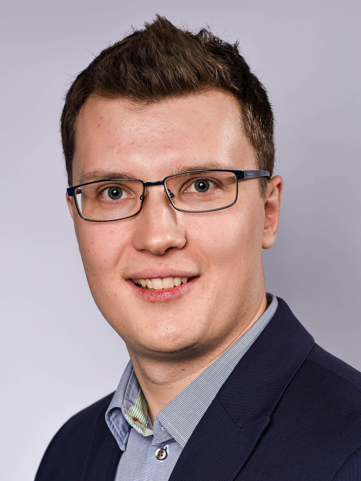 Jakub Pospíšil, ředitel pobočky prokorporátní klienty, Praha