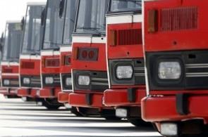 Autobusy - ilustrační foto