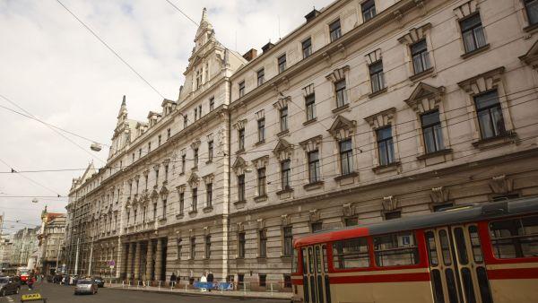 Ilustra�n� foto: M�stsk� soud v Praze