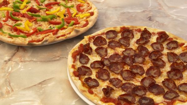 Pizza, ilustrační foto