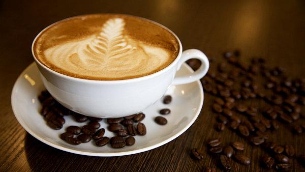 Káva - ilustrační foto.