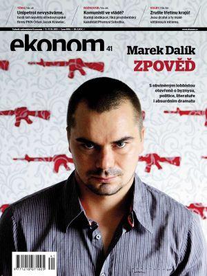 Týdeník Ekonom - č. 41/2012