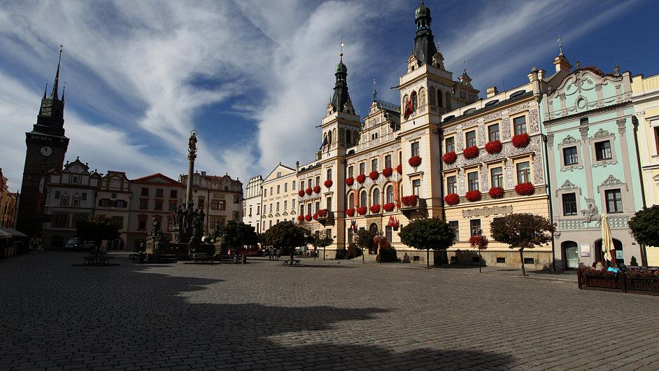 Pardubice, ilustrační foto