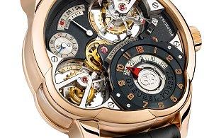 Nejlepší hodinky roku: Superrychlé ručičky, hybridní pohon, ale i stovky diamantů