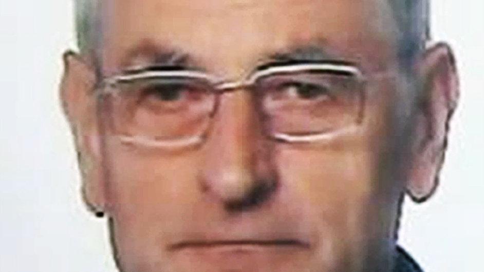 Pohřešovaný podnikatel Petr Vlach.