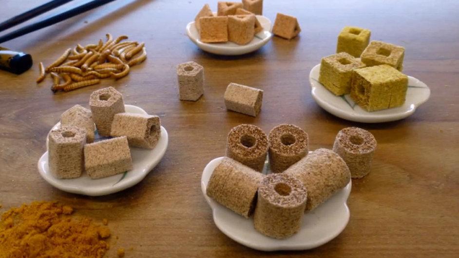 Potraviny z 3D tiskárny