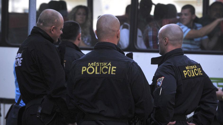 Policie se v Ostravě připravuje na střet s radikály