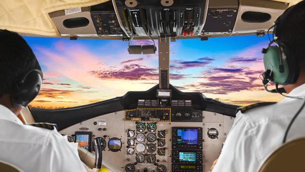 Všechno, co vám za letu nařizujeme, má svůj důvod.