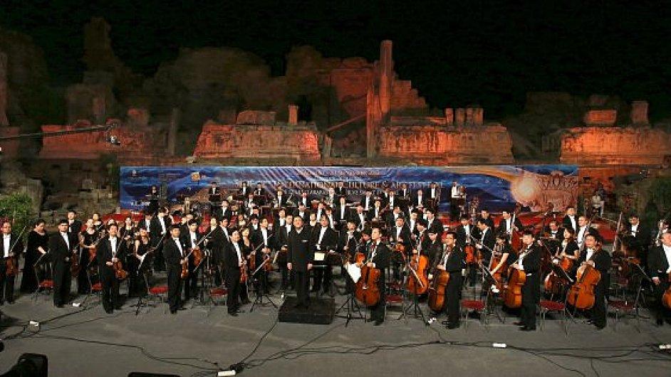 Pekingský symfonický orchestr v Praze zahraje Dvořákova méně uváděná díla.