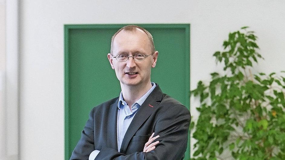 Zakladatel ABRA Software Jaroslav Řasa