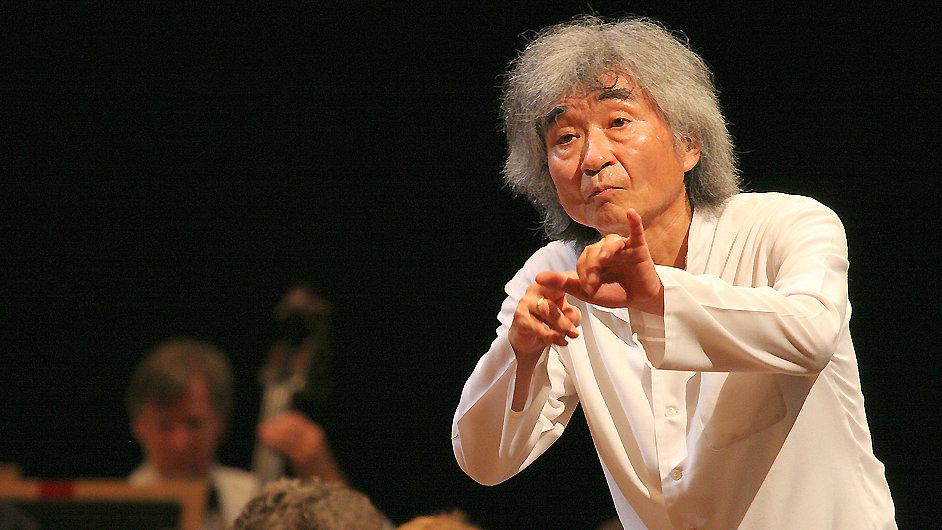 Ozawa v letech 1973 až 2002 působil u Bostonského symfonického orchestru.