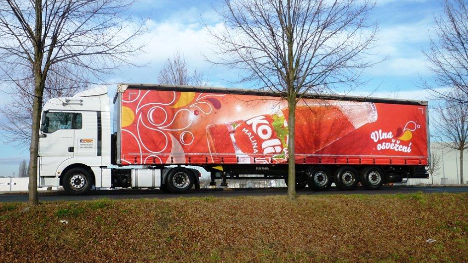 Koli kamion