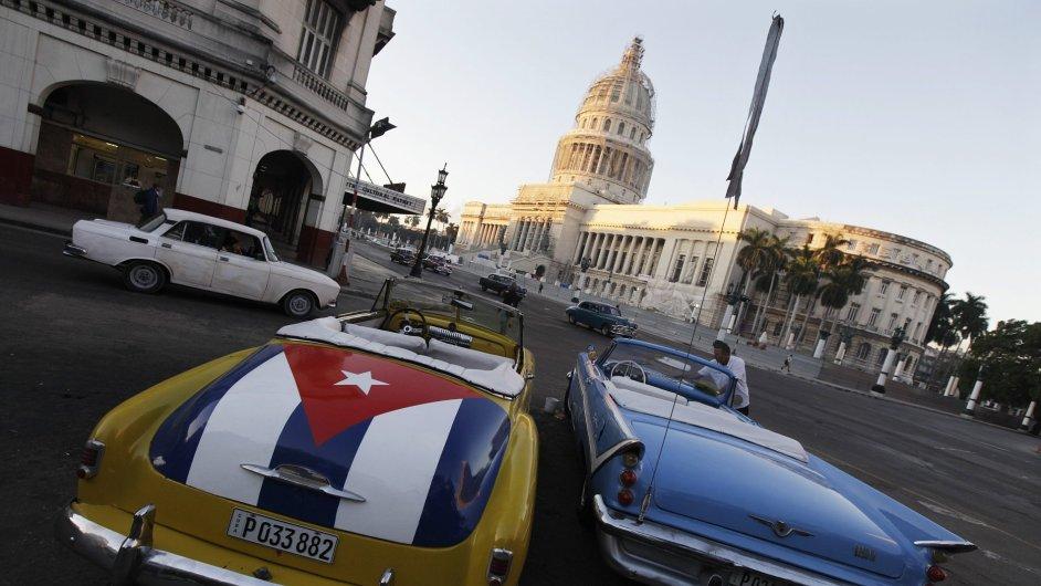 Kuba, ilustrační foto
