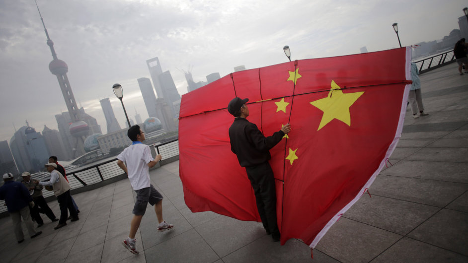Čínská centrální banka překvapivě snížila základní úrokovou sazbu. Ilustrační foto