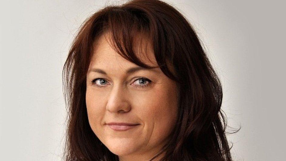 Irena Jandíková, ředitelka oddělení Treasury Sales Expobank CZ